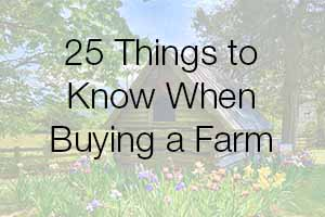 Buying a Farm in Madison County Virginia